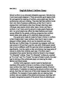 Thesis For Argumentative Essay Examples School Essay Thesis Statement For Descriptive Essay also Apa Style Essay Paper School Essay  National Sports Clinics High School Narrative Essay